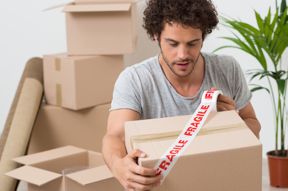packing valuables for residential moving toronto